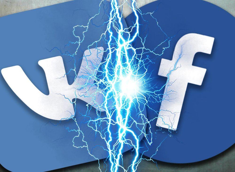 реклама ВКонтакте Facebook