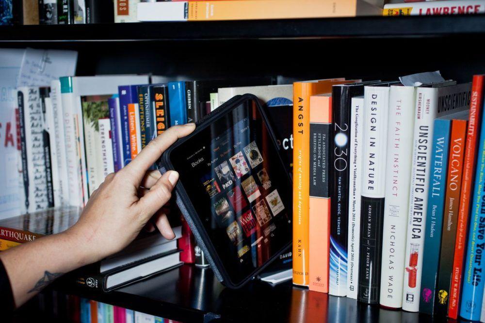 Google запретил рекламировать цифровые версии книг в товарных объявлениях