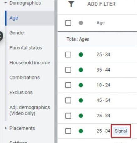 Оптимизированный таргетинг Google Ads